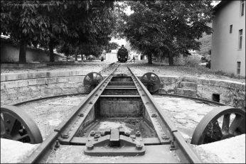 Capolinea della storica tratta Mandas-Sorgono