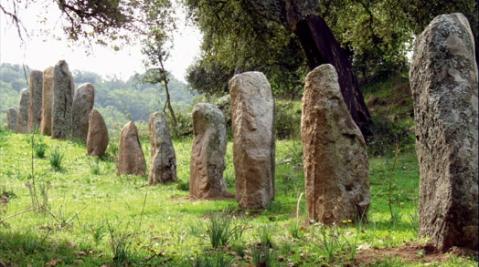 Menhir Bidu 'e Concas